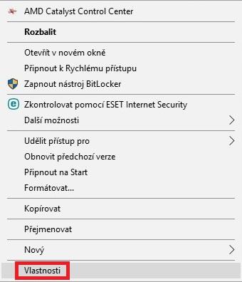 Vyčištění pevného disku ve Windows 10 - 10