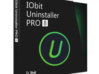 IObit uninstaller 8 PRO