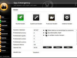 Spy Emergency recenze