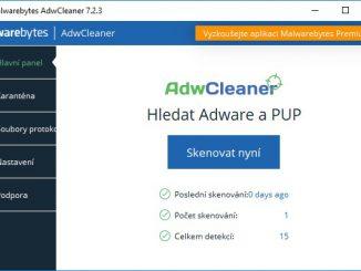 Adwcleaner Malwarebytes 7.2.3.