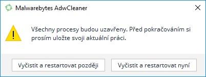 Adwcleaner Malwarebytes 7.2.3. - 3
