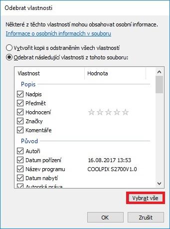 Vlastnosti souboru ve Windows 10 - 6