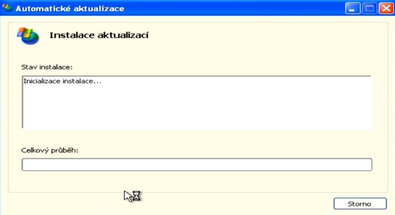 Windows XP Service Pack 3 update - 2