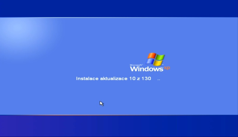 Windows XP Service Pack 3 update - 3