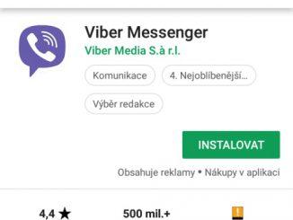 Viber Messenger 01
