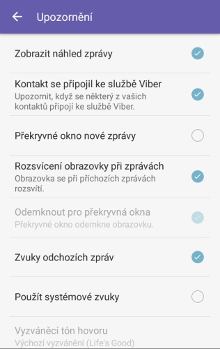 Viber Messenger 26