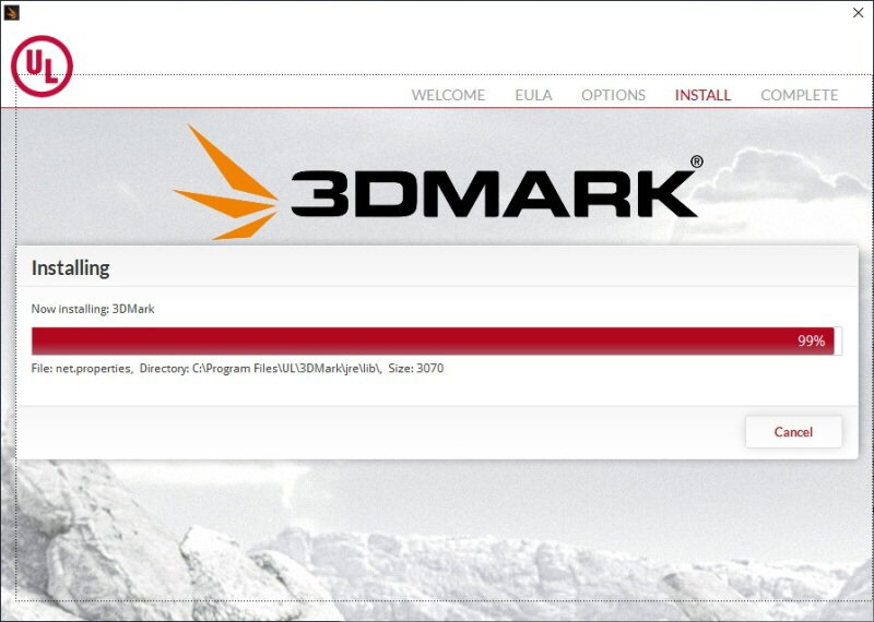 3D mark basic edition 2