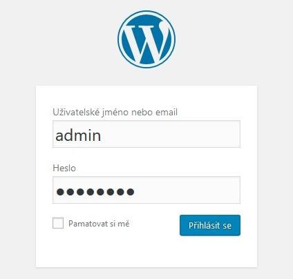 Jak založit blog WordPress 2
