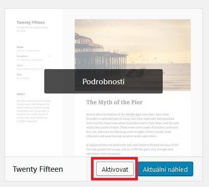 Jak založit blog WordPress 8