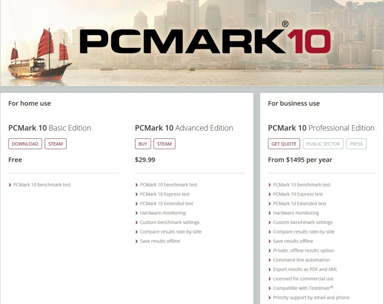 PC Mark 10 - 01