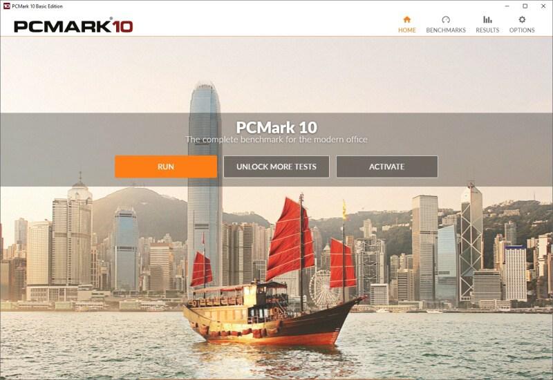 PC Mark 10 - 07