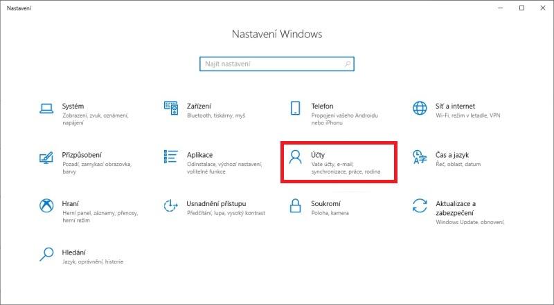 Jak se přihlásit jako administrátor Windows 10