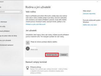 Jak se přihlásit jako administrátor Windows 10 - 4