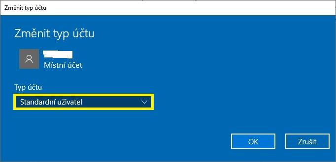 Jak se přihlásit jako administrátor Windows 10 - 5