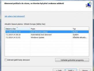 Jak vytvořit bod obnovení ve Windows 7 - 6