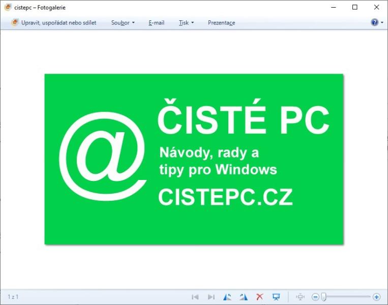 Prohlížeč fotografií ve Windows 10 - 3