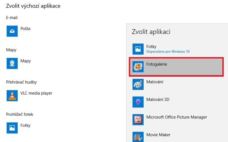 Prohlížeč fotografií ve Windows 10 - 4
