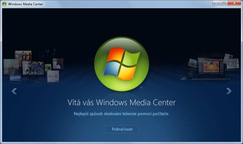 Windows Media center ve Win 7