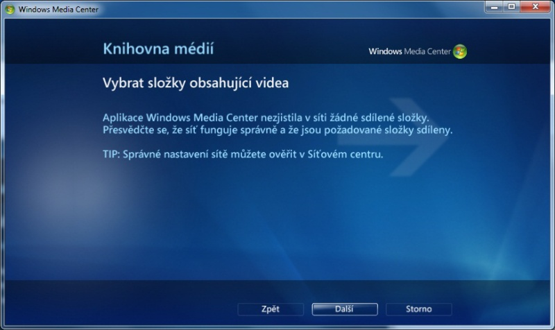 Windows Media center 14