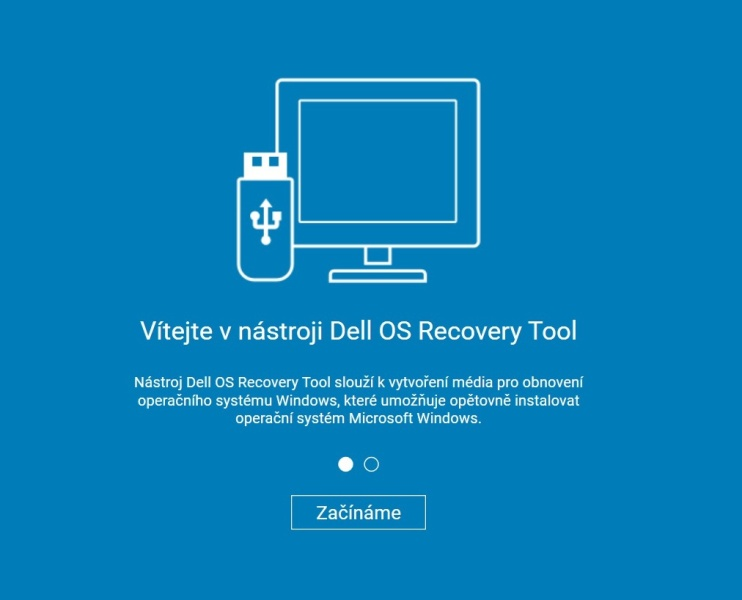 Dell OS recovery tool 4