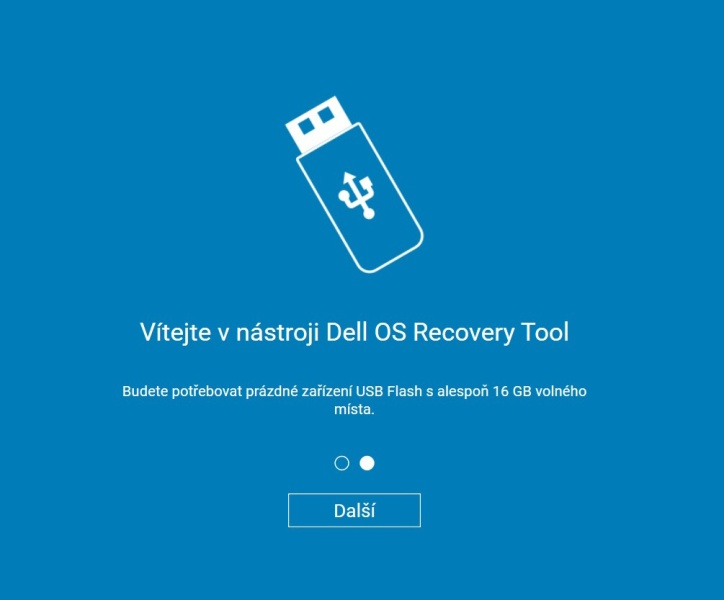 Dell OS recovery tool 5