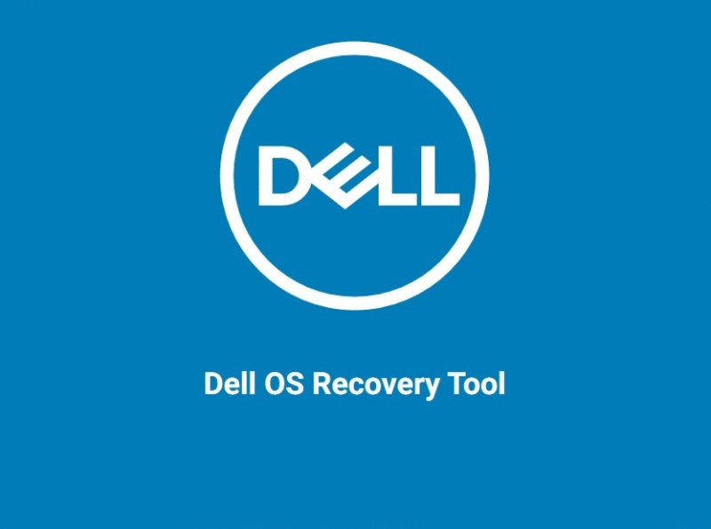Dell OS recovery tool