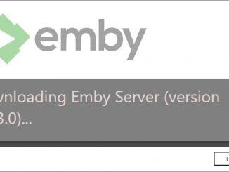 Emby media server 05