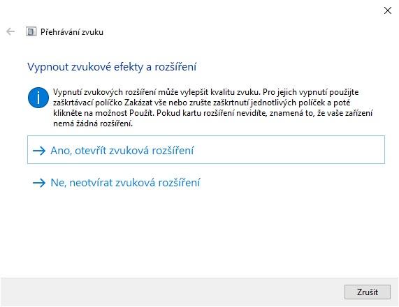 Nejde zvuk ve Firefoxu 3