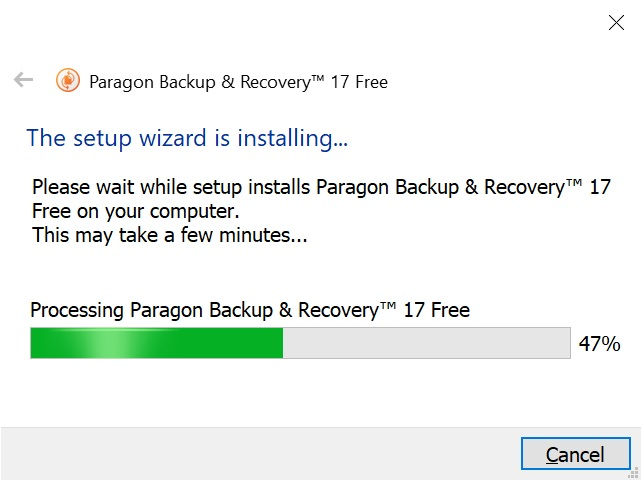 Paragon Backup Recovery Software 04