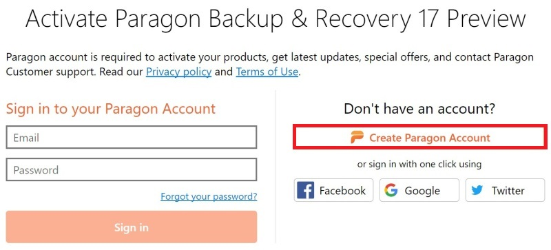 Paragon Backup Recovery Software 05