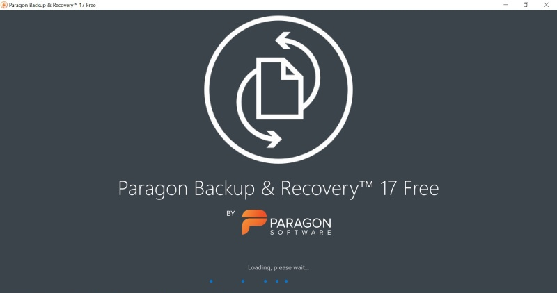 Paragon Backup Recovery Software 06