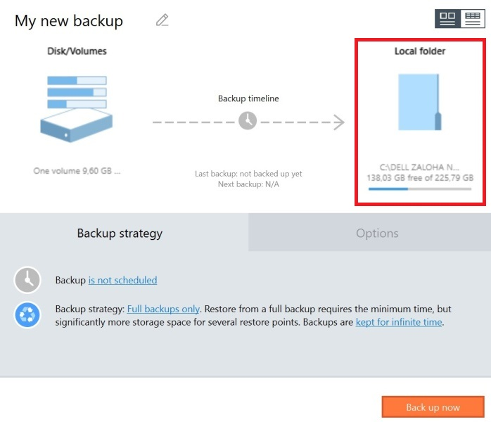 Paragon Backup Recovery Software 21