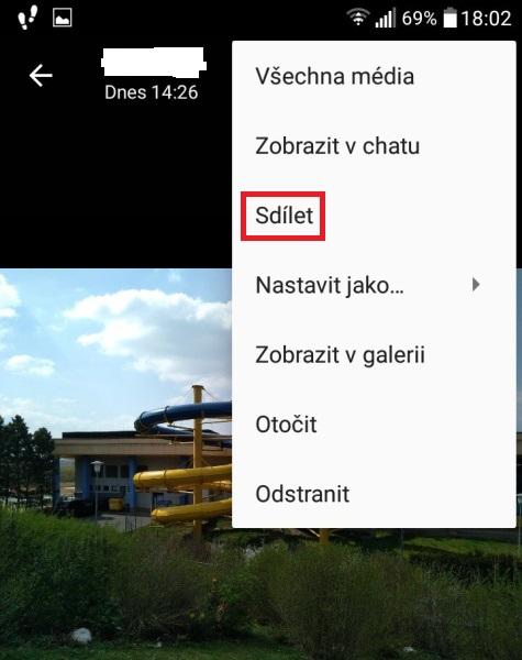 Jak stáhnout fotky a videa z WhatsApp do počítače 2