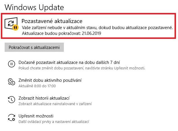Jak dočasně vypnout automatické aktualizace Windows 10 - 2