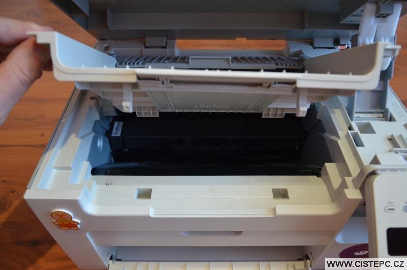 Samsung SCX-3405W - 4