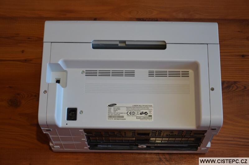Samsung SCX-3405W - 5