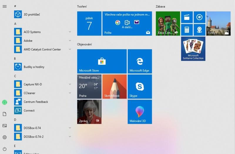Světlé Windows 10 - 4