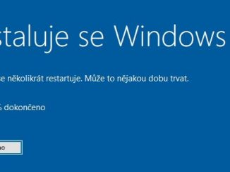 Windows 10 May 2019 update - jarní aktualizace 07