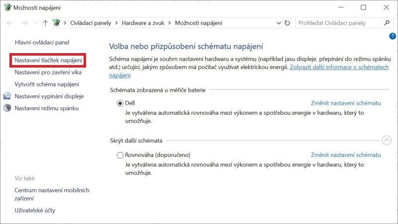 Hibernace Windows 10 - 2