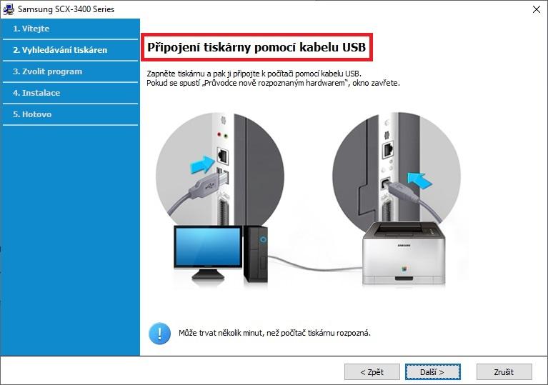 připojení tiskárny k počítači 07