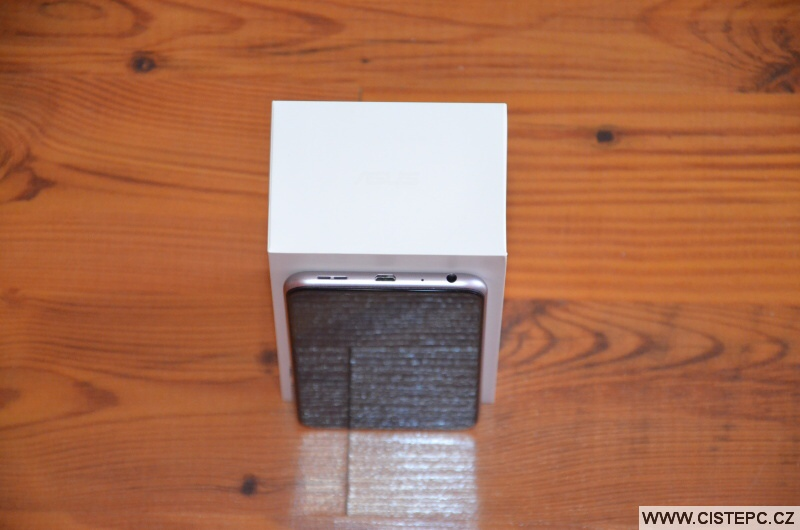 Asus Zenfone Max Pro M1 - zespodu
