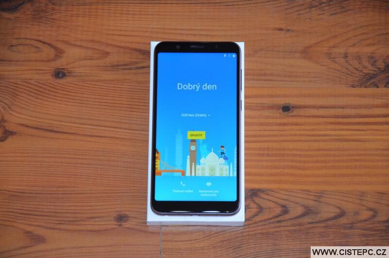 Asus Zenfone Max Pro M1 - nastavení 01