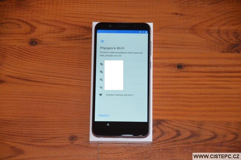 Asus Zenfone Max Pro M1 - nastavení 02