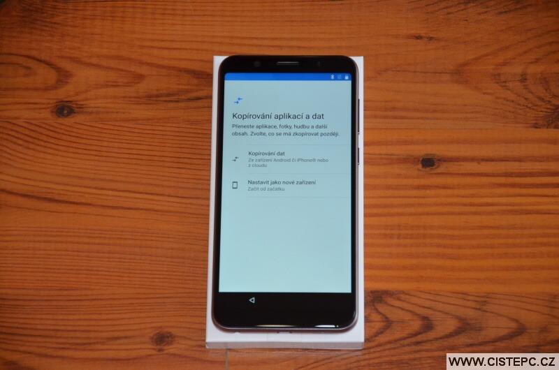 Asus Zenfone Max Pro M1 - nastavení 03