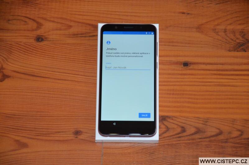 Asus Zenfone Max Pro M1 - nastavení 05