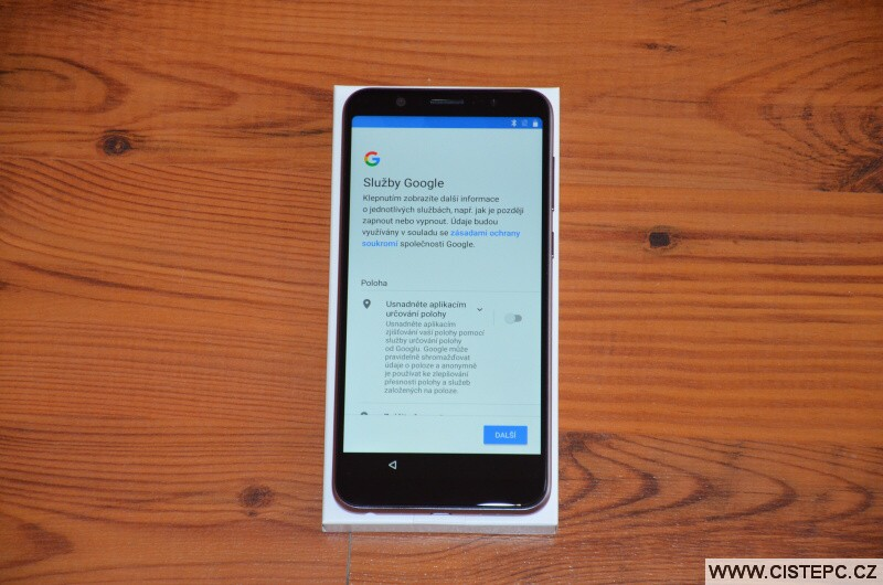 Asus Zenfone Max Pro M1 - nastavení 06