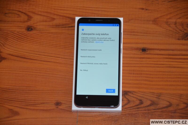 Asus Zenfone Max Pro M1 - nastavení 07