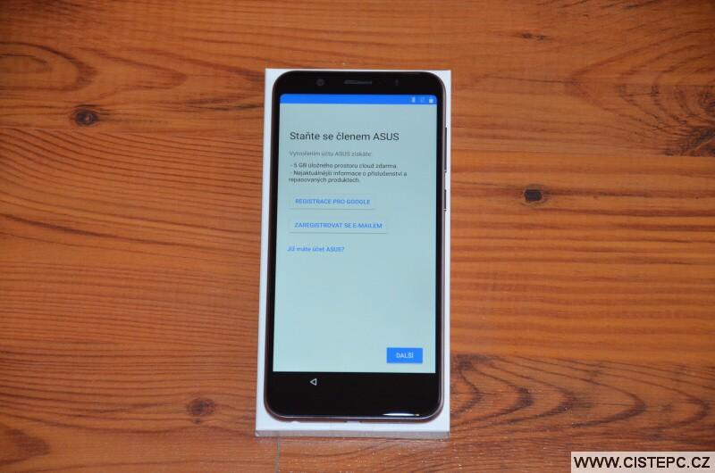 Asus Zenfone Max Pro M1 - nastavení 09