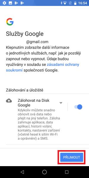 Asus Zenfone Max Pro M1 - nastavení 18