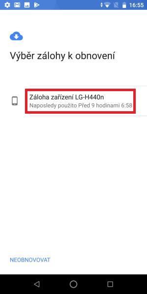 Asus Zenfone Max Pro M1 - nastavení 22